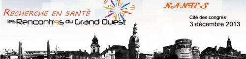 Recherche en Santé : 2ème édition des Rencontres du grand Ouest
