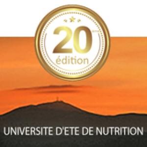 Université d'été de nutrition 2018